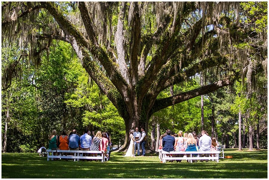30a Wedding Co Rachel And Branson An Eden Gardens