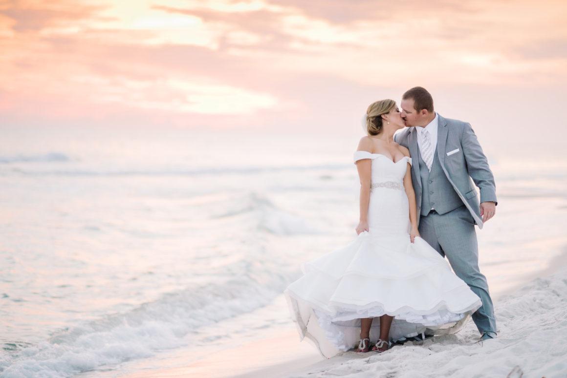 Kelly Green Alys Beach Wedding