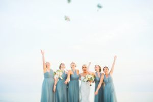 Triple Crown House Beach Wedding