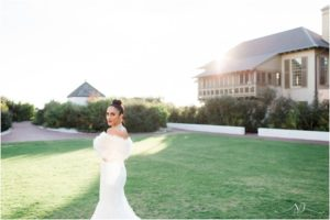 The Pearl Rosemary Beach Wedding