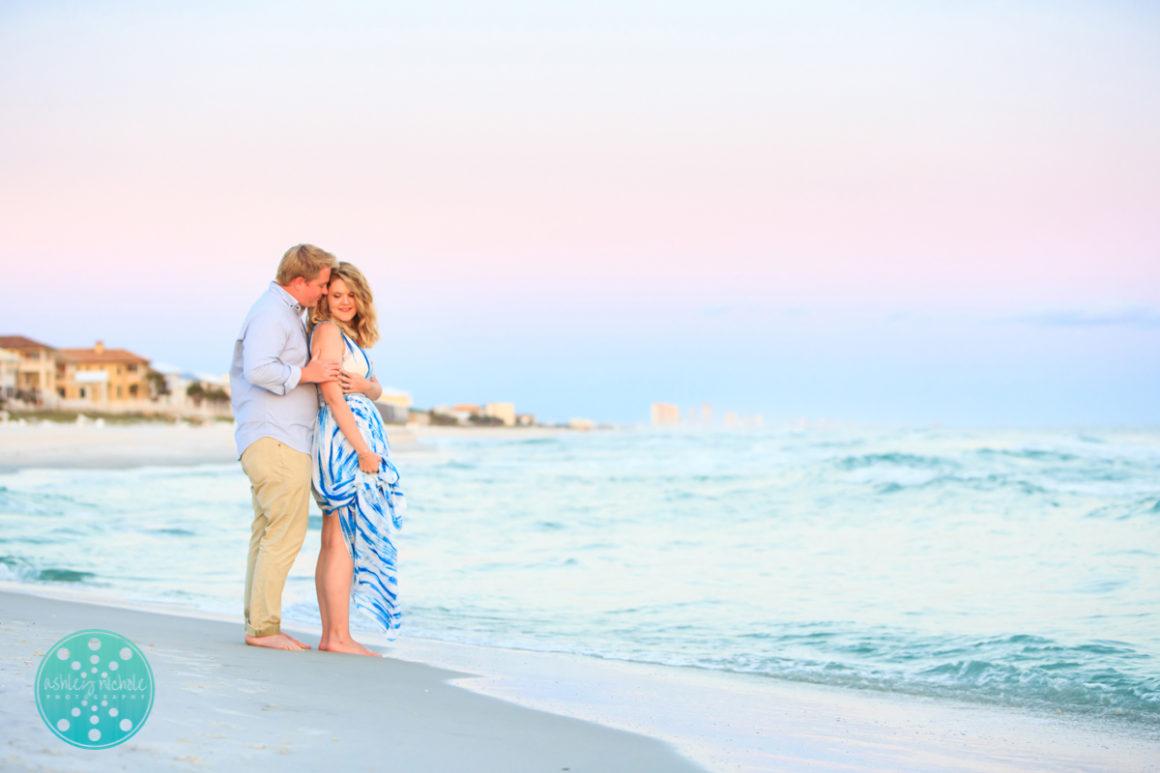 Carillon Beach Engagement