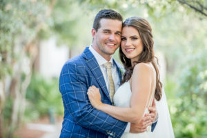 Rosemary Beach Town Hall Wedding