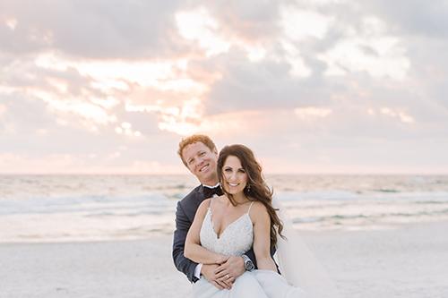 Carillon Beach Meeting House Wedding