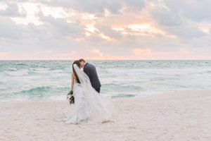 Carillon Beach Meeting House Wedding