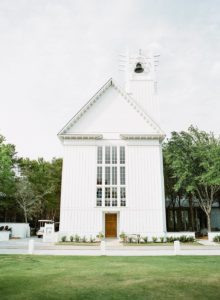 Seaside Chapel Ruskin Place Wedding