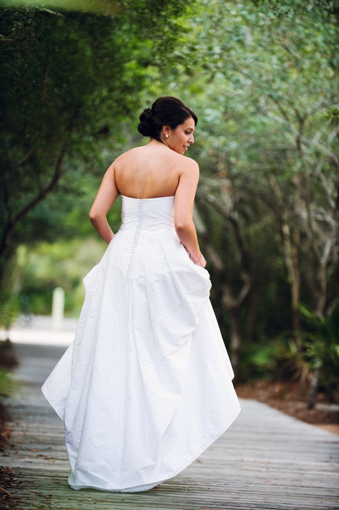 Rosemary Beach Elopement