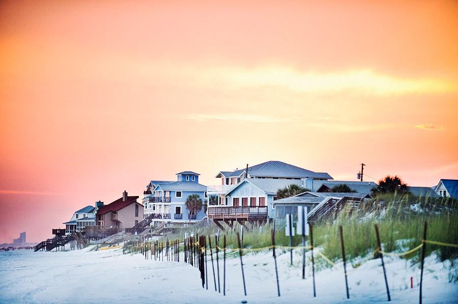 Rosemary Beach Elopement