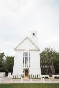 Seaside Chapel Wedding