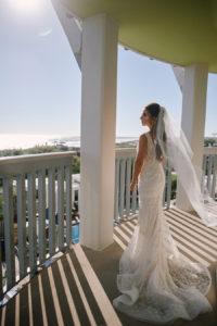 Watercolor Boathouse Wedding