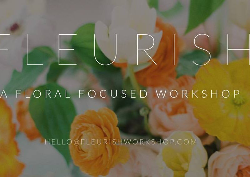 Fleurish Workshop Carillon Beach