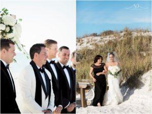 The Pearl Rosemary Beach Wedding