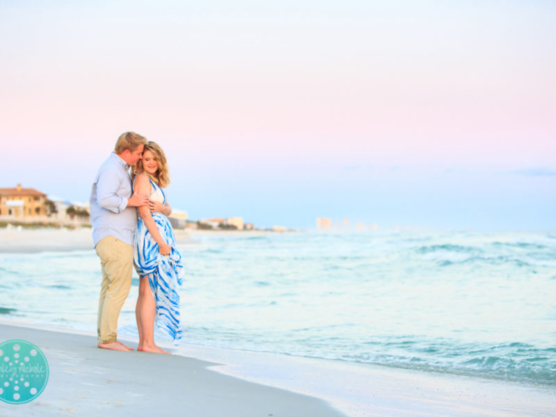 Carillon Beach Engagement