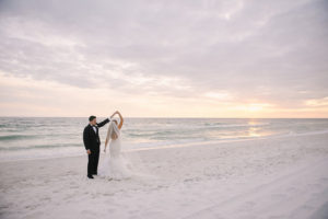 Carillon Beach 30A Wedding