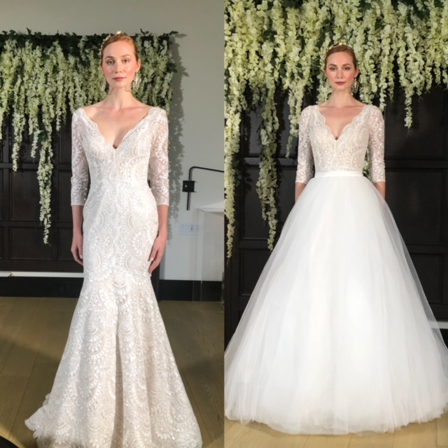 30a Wedding Co. / 2019 Wedding Dress Trends : Margaret