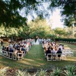 Watercolor Lakehouse Wedding