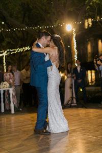 Eden Gardens State Park wedding