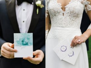 Watercolor Wedding