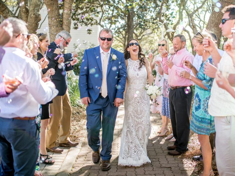 Carillon Beach Daytime Wedding