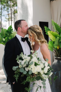 Caliza Alys Beach Wedding