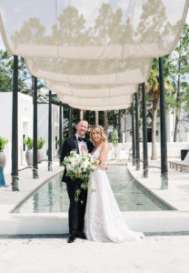 Caliza Alys Beach Wedding