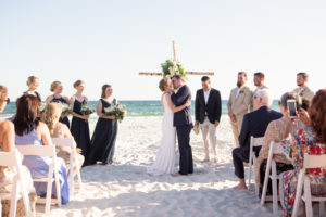 Carillon Beach Wedding Day